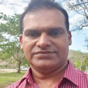 Photo of Professor Mohan Jacob