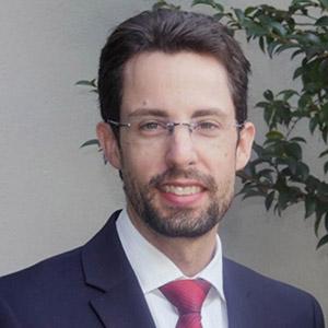 Portrait of Chris Freeman