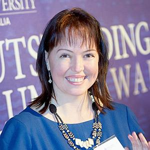 Portrait of Dr Kate Russo