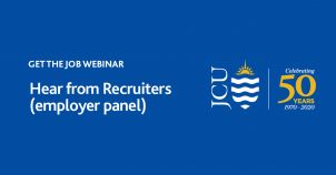 Get the Job Webinar: Hear from Recruiters image