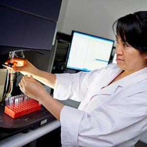 Photo of Biomedicine Research