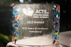2013 ACTS award of excellence