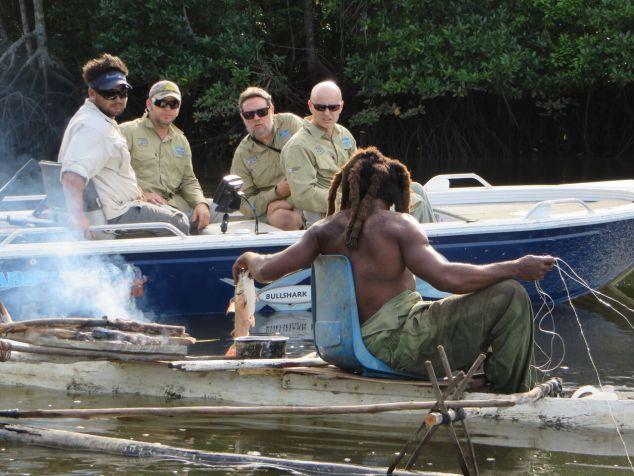 Sportfishing in PNG
