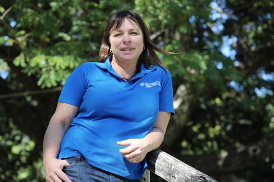 JCU researcher Rachel Hay.