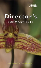 ATH Director's summary 2013