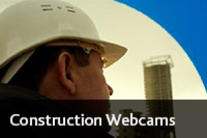 Construction Webcams button