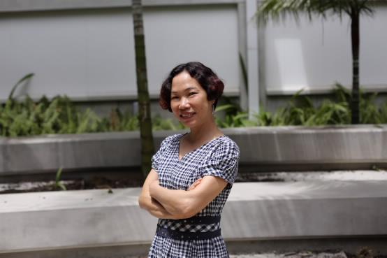 Dr Wendy Li.