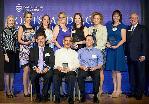 2013 Alumni winners group