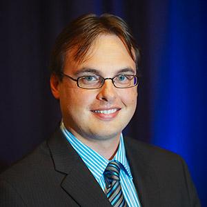 Portrait of Dr Chris Fulton