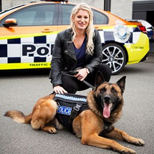 Photo of Constable Carla Duncan