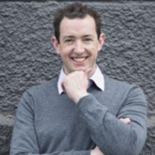 Photo of Professor Eóin Killackey
