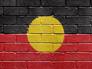 The Aboriginal Flag