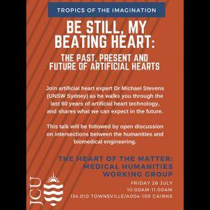 Heart of the Matter flyer