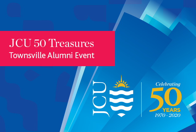 JCU 50 Treasures Alumni Event image