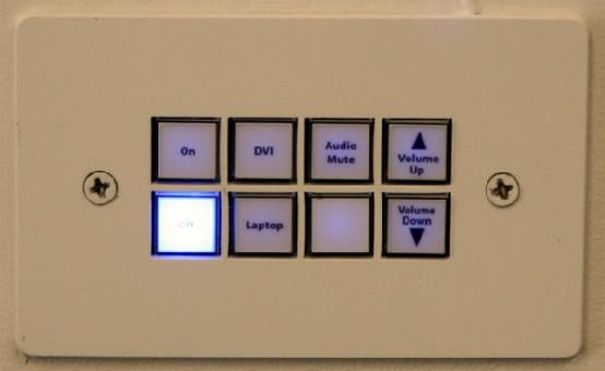 amx push button control