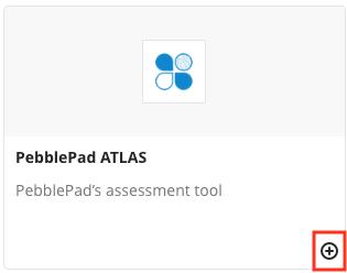 ATLAS tile on Content Market