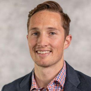 Photo of Dr Daniel Smith
