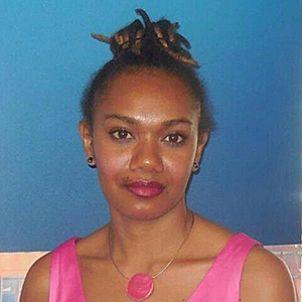 Photo of Dr Hilda Audubo