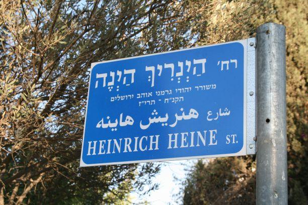 Multi language street sign