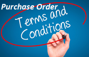 Purchase Order Terms and Conditions image
