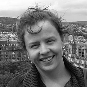 Portrait of Professor Kirsten Bell