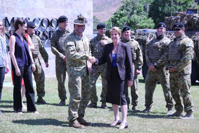 JCU-Army agreement launch