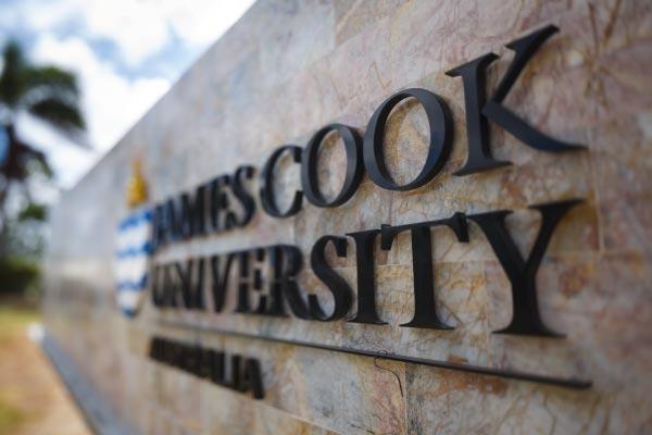 JCU campus signage
